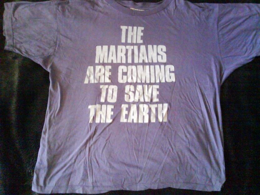 Martian T-Shirt