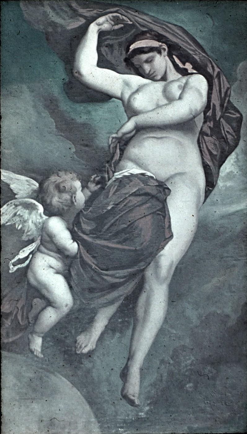 Gaea by Anselm Feuerbach (1875)