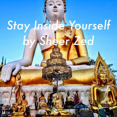 Stay Inside Yourself cover