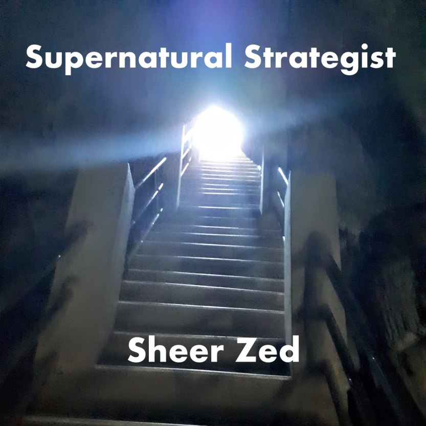 Supernatural Strategist cover art