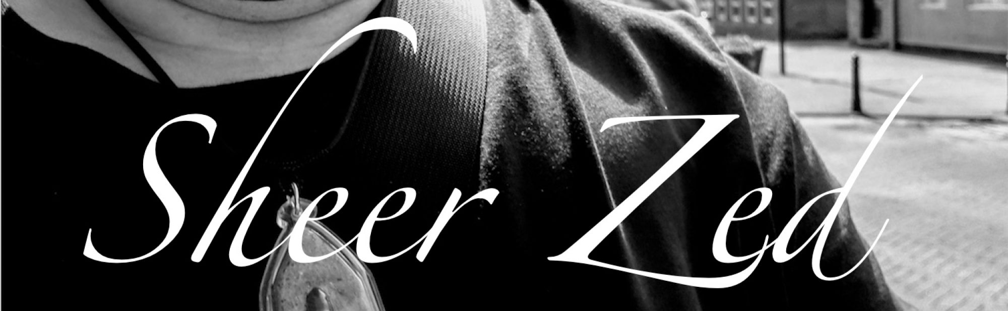 Sheer Zed • Electronic Musician • Artist • Writer • Shaman •