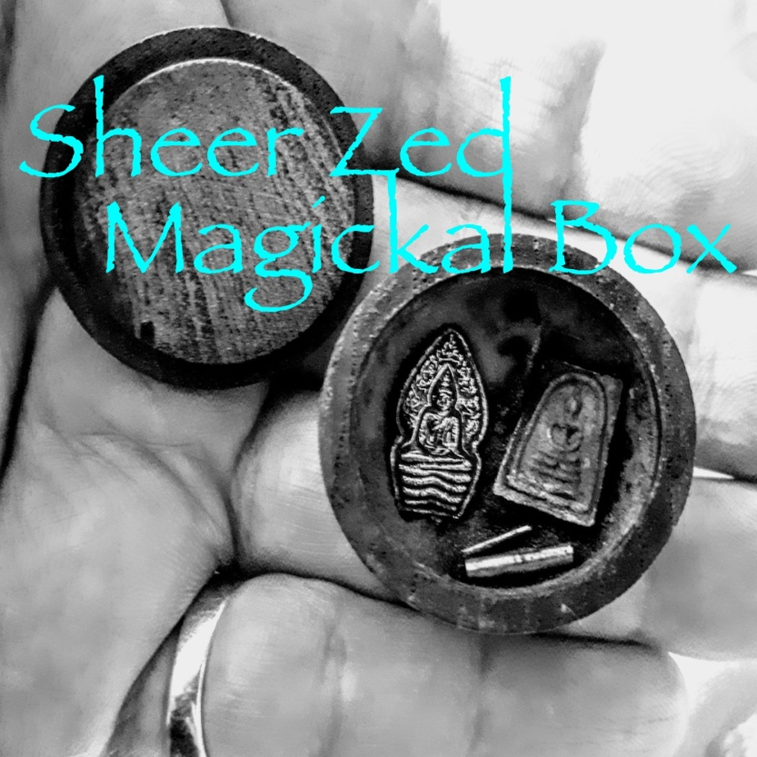 Magickal Box by Sheer Zed cover art